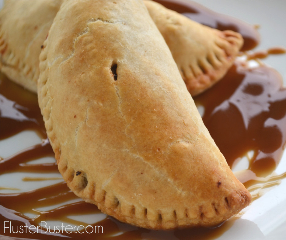 A simple baked pastry filled with meat and vegetables. Beef pasties can be served for either lunch or dinner and go really well with brown gravy as a dipping sauce.