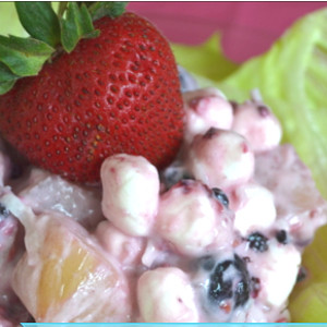 Salad Recipes – AmBerry Salad