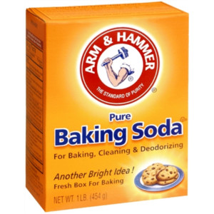 Frugal Living with Baking Soda
