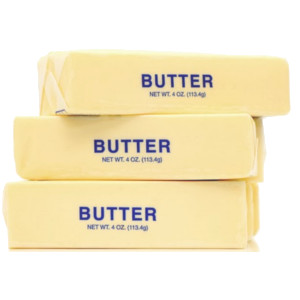 Frugal Living with Butter