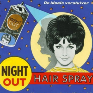 Frugal Living with Hairspray