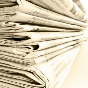 Frugal Living with Newspaper