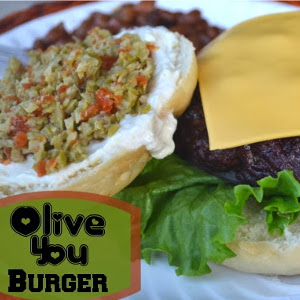Olive You Burger Recipe