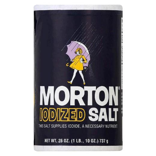 Frugal Living with Salt