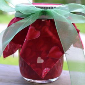15 Minute Strawberry Jam