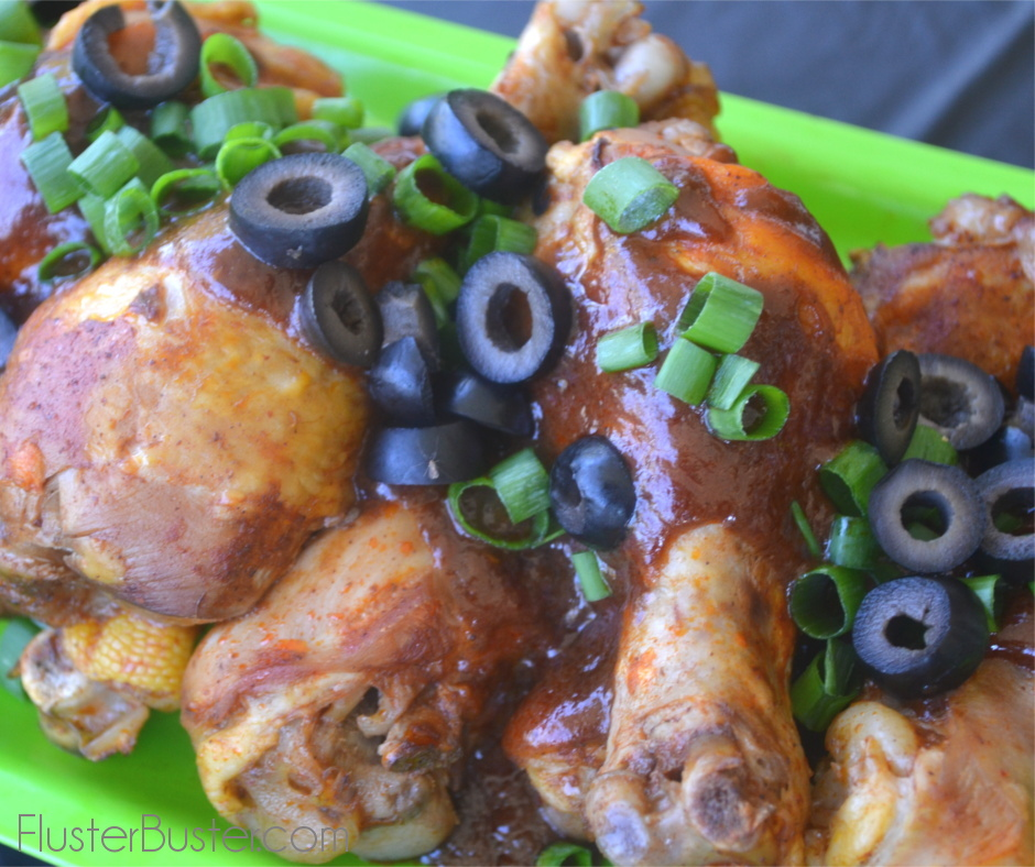 A spicy, smokey chicken dish that is simple and full of flavor.