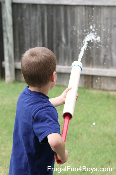Outdoor Activities from Frugal Fun for Boys & Girls