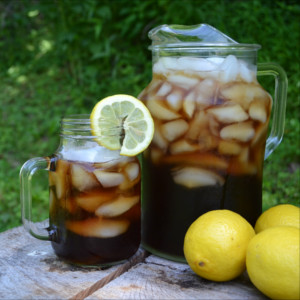 Sweet Tea - a simple, smooth, beverage that is sweet and never bitter.