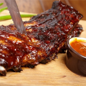 Baked BBQ Ribs Recipe for Busy Moms