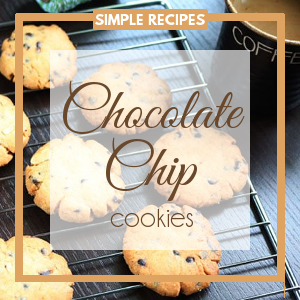 Amazing Homemade Chocolate Chip Cookies Recipe