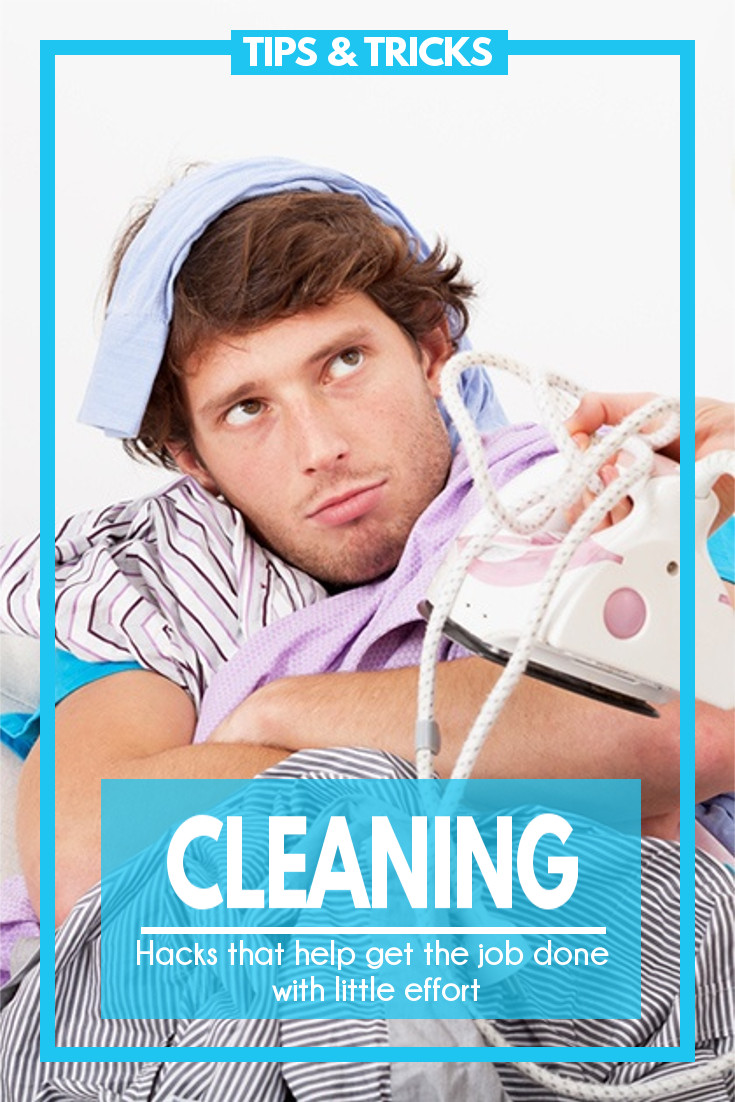 The tips below are easy whiffs that you can use to make your life better and make cleaning extra workable.