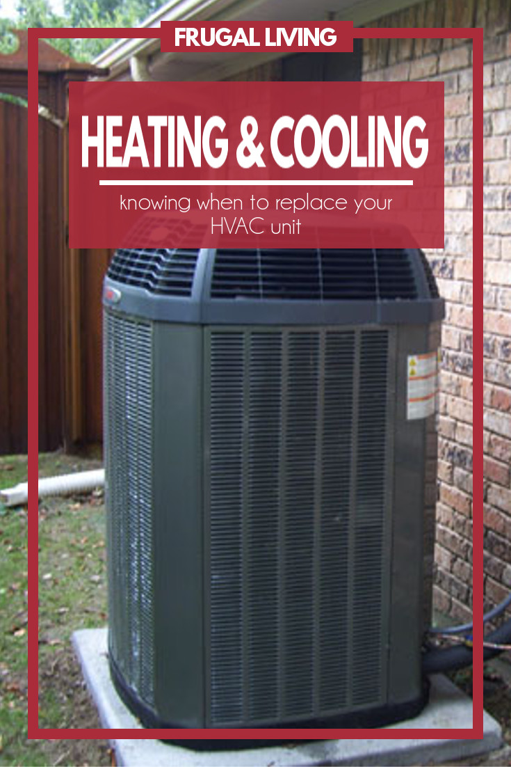 Are you spending more money on heating and cooling than you should? Then it might be time to evaluate your current HVAC unit.