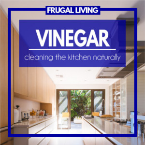 Kitchen: All the Things You Can Clean with Vinegar
