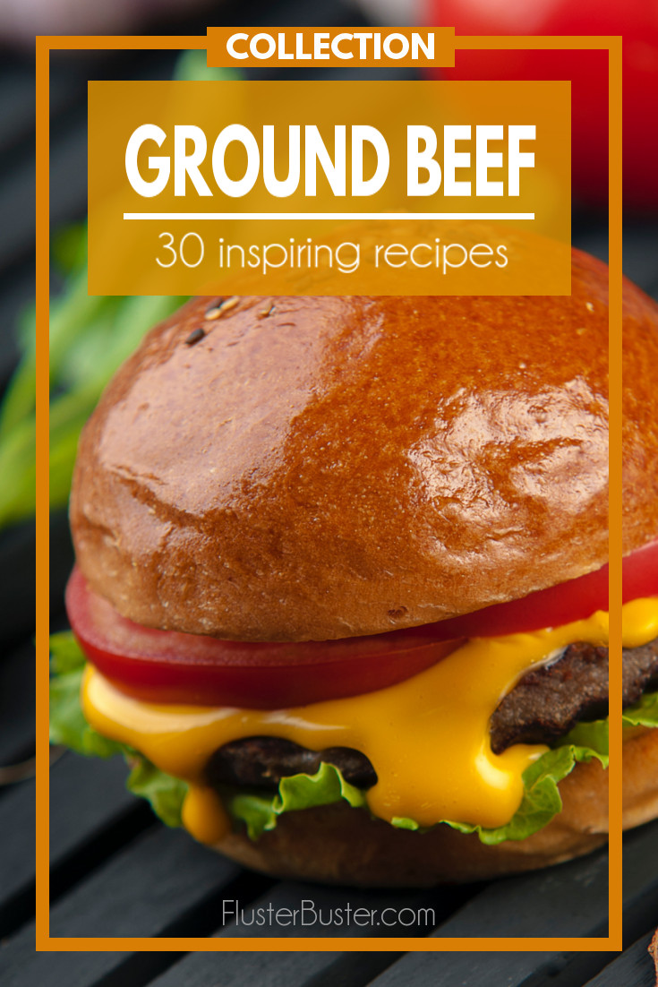 A collection of some of the most inspiring ground beef recipes that will help make meal planning a lot more tasty.