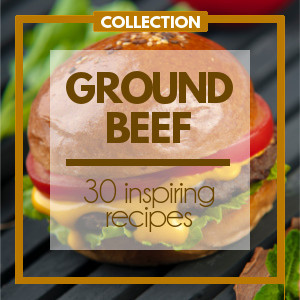 A collection of some of the most inspiring ground beef recipes that will help makemeal planninga lot more tasty.