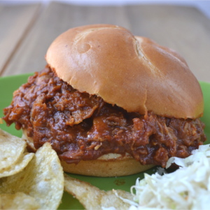 Instant Pot 3-Ingredient Pulled Pork
