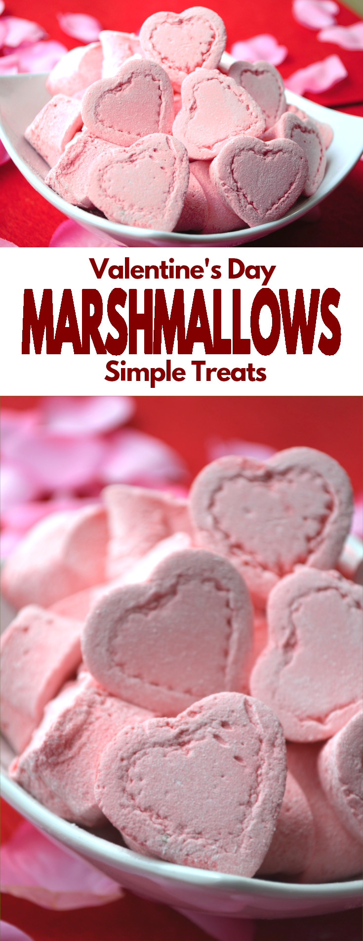 This simple, no-fail family recipe creates the most heavenly pillows of sweet, fluffy goodness, bursting with vanilla flavor that you'll never want to purchase another marshmallow again.